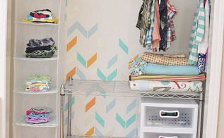 kid s closet makeover, bedroom ideas, cleaning tips, closet