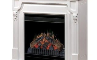 eco friendly electric fireplaces, electrical, fireplaces mantels, go green, hvac