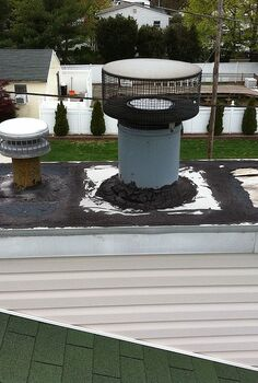 chimney repairs, home maintenance repairs, roofing, You can see the damage and poor condition here