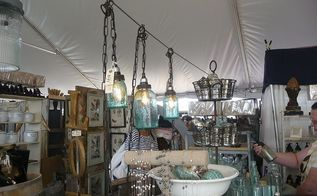 the country living fair, painted furniture, repurposing upcycling