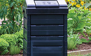 organic gardening composting, composting, gardening, go green, raised garden beds, backyard bin composter I m leaning toward this method
