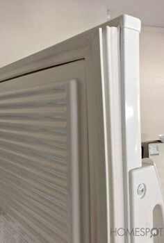 refrigerator maintenance, appliances, home maintenance repairs, Clean the door gasket with warm soapy water