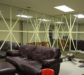 Nice From An Unfinished Basement To The Ultimate Man Cave, Basement Ideas,  Entertainment Rec Rooms