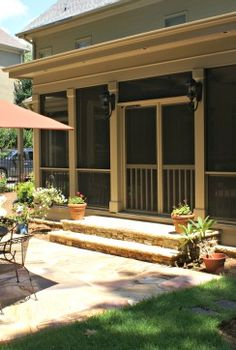 backyard transformations, outdoor living, patio, porches, AFTER Amazing