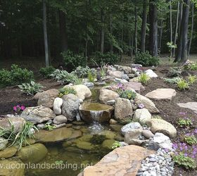 Water Gardens Fish Ponds Koi Ponds Rochester NY Monroe County