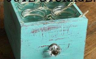 upcycle old drawers to use as cute storage drink or silverware caddie, mason jars, repurposing upcycling