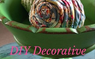 diy decorative fabric balls, crafts
