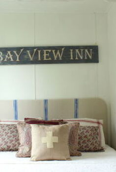 diy vintage sign, home decor, Make your own vintage sign