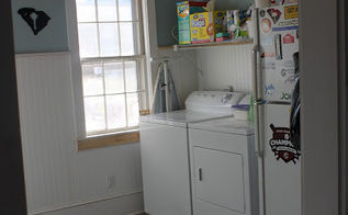 1800 s farmhouse laundry room renovation, home improvement, laundry rooms