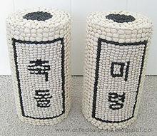 diy korean dol towers, home decor