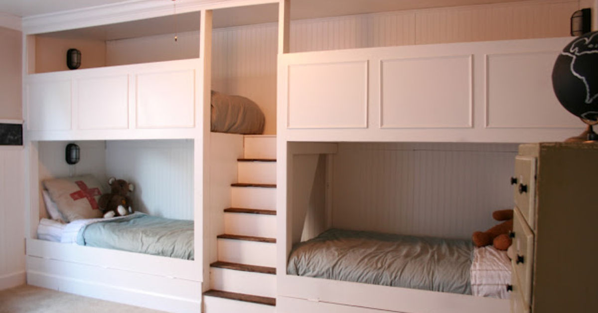 Twin Beds For A Small Room