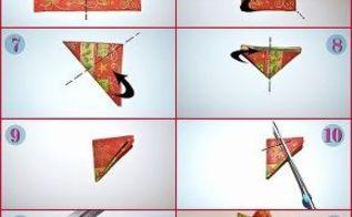 diy easy paper flower from napkins, crafts, Easy steps