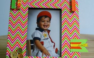 diy photo frame, crafts