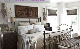 free ebook 8 ways to add farmhouse french style, bedroom ideas, home decor, Free eBook 8 Ways to Add Farmhouse French Style