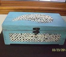 shabby chic charging station, cleaning tips, crafts
