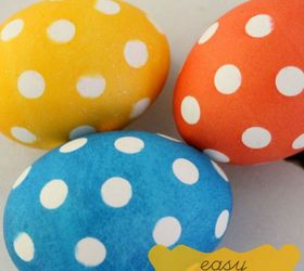 20 easter egg decorating ideas crafts decoupage home decor repurposing upcycling - Easter Egg Ideas