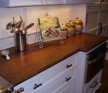 what do you look for in a new countertop, concrete countertops, countertops, home decor, One of our Verdicrete tops