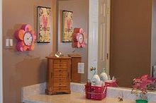 make up room, bathroom ideas, home decor, After