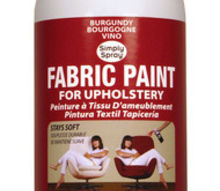 q fabric paint which is best, painted furniture, patio, reupholster, Heard this was great but that you need a lot of paint and the price starts to add up
