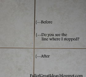 The absolute best way to clean grout4 methods tested 1 clear