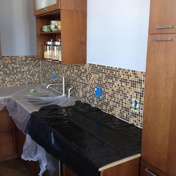 30 Amazing Design Ideas For A Kitchen Backsplash: Kitchen Backsplash Upgrade