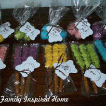 bake sale or gift ideas, crafts