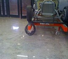 industrial flooring is becoming all the rage what do you think, flooring, Its so smooth it feels soft to the touch