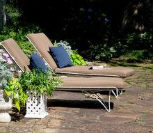 a rustic modern outdoor space, decks, outdoor furniture, outdoor living, patio