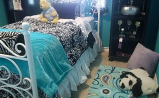 teen room reveal, bedroom ideas, home decor
