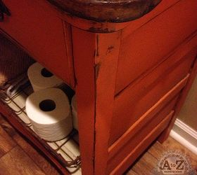 turning a dresser into a bathroom vanity bathroom ideas painted furniture repurposing upcycling