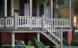 diy ideas for renovating a deck or porch, decks, diy, how to, porches, Power washing a deck or porch can completely revive an existing structure