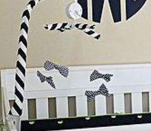 diy crib mobile, bedroom ideas, crafts, repurposing upcycling