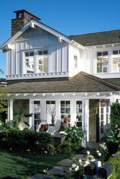 what exterior paint colors make your home look larger, curb appeal, painting, real estate