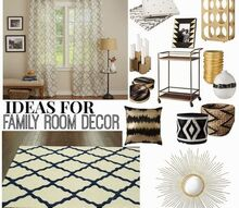 decorating ideas for a neutral family room, home decor, living room ideas