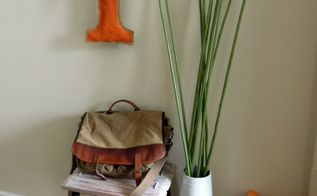 easy burlap football decor, crafts, decoupage