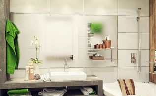 modern small bathroom design ideas, bathroom ideas, home decor, small bathroom ideas