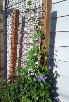 old mattress springs for a new purpose, fire pit, repurposing upcycling