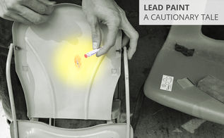 lead paint a cautionary tale, home maintenance repairs, home security, how to, painting