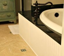 easy and inexpensive master bathtub transformation, bathroom ideas, home decor, After