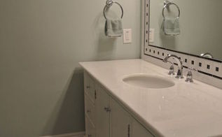 look at me now a bathroom remodel goes from crowded to spacious, bathroom ideas, home decor, tiling, See More