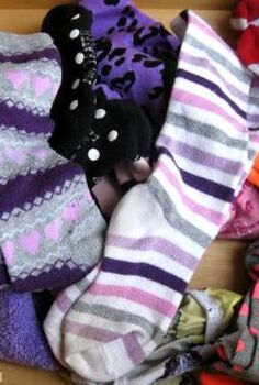 organize your sock drawer, organizing