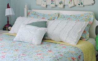 the secret to adding summer style to your bedroom, bedroom ideas, crafts, home decor