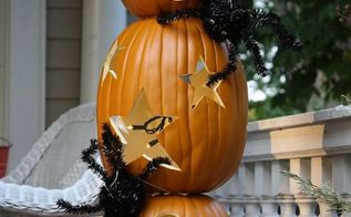 decorate for fall with our diy project of the week how to make your own pumpkin, seasonal holiday decor