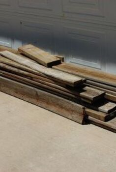 diy reclaimed wood bed, painted furniture, woodworking projects, Before the loot