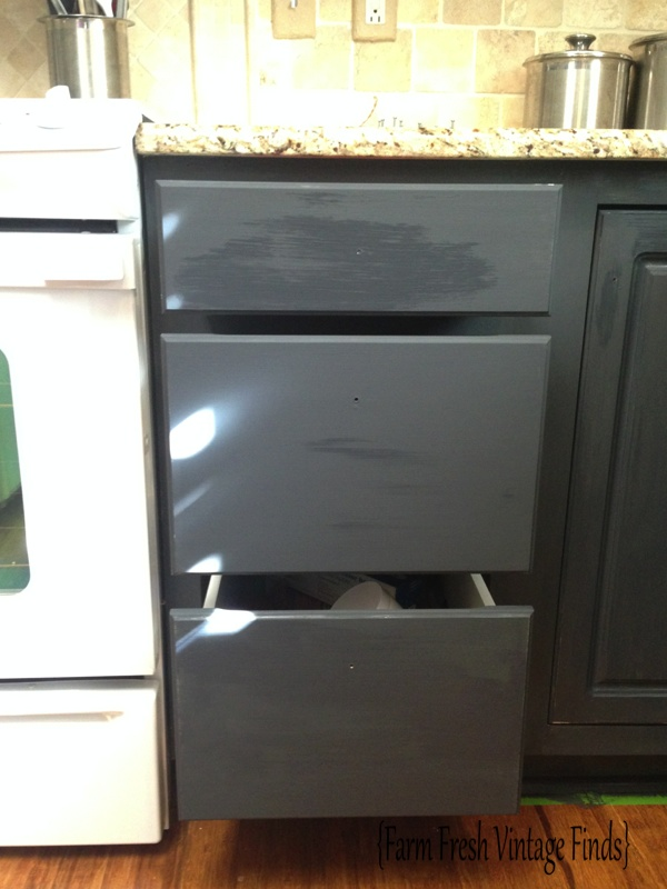 painting thermofoil kitchen cabinets hometalk