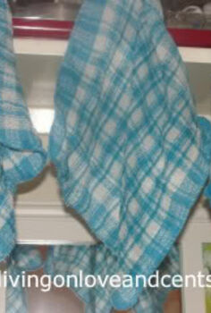 diy dryer sheets one of my proudestdiy projects, cleaning tips, Let them hang dry and then pop them in the dryer when you need them You can use many times before you need to re dip them Also a wonderful air freshener as they hang