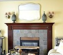 wanted decorating advice, fireplaces mantels, home decor
