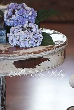 farmhouse cottage chic decor style, home decor, painted furniture