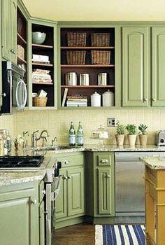 home lovely, home decor, kitchen design