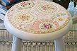 mosaic stool, painted furniture, tiling, Mosaic bar stool